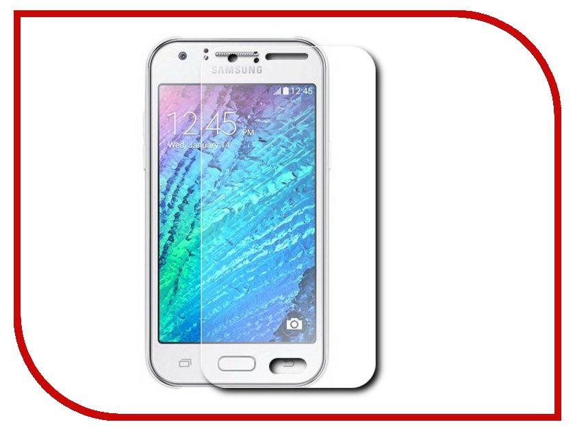 Аксессуар Защитная пленка Samsung Galaxy J1 SM-J100 LuxCase антибликовая 81403<br>
