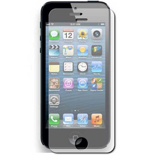 Аксессуар Закаленное стекло CBR / Human Friends Safe Mobile Shield для iPhone 5 / 5S / 5C
