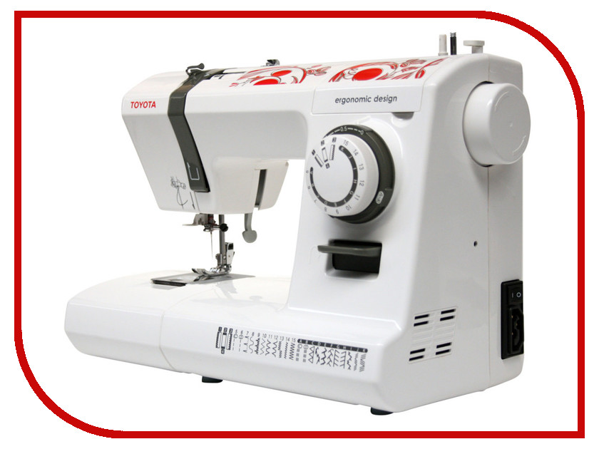Швейная машинка Toyota ECO 26C<br>