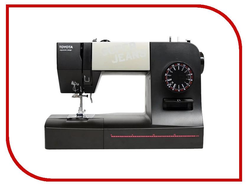 Швейная машинка Toyota Super J 15 швейная машинка astralux 7350 pro series вышивальный блок ems700