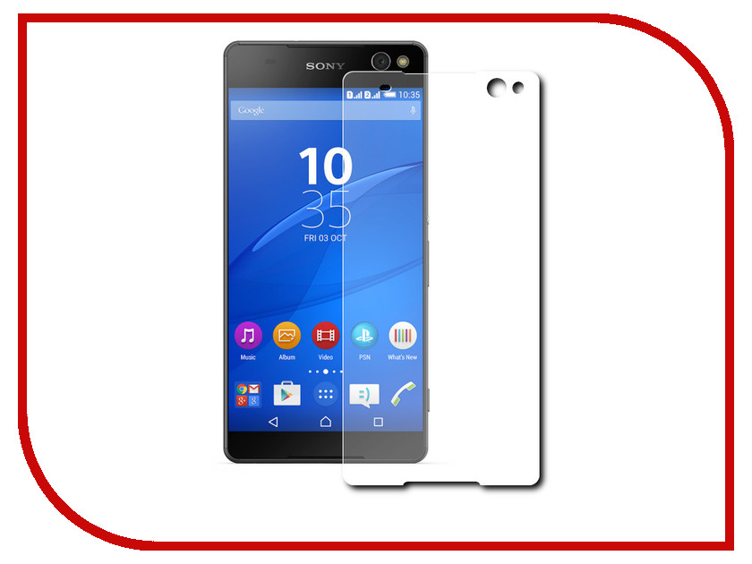 ��������� �������� ������ Sony Xperia C5 Ultra / Ultra Dual LuxCase ������������ 81129