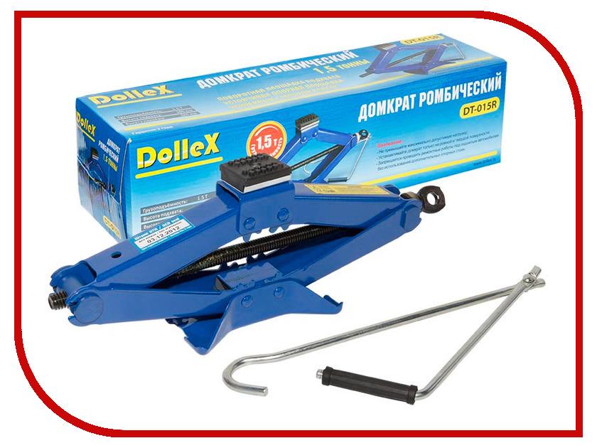Домкрат DolleX DT-015R 1.5т 105-365мм