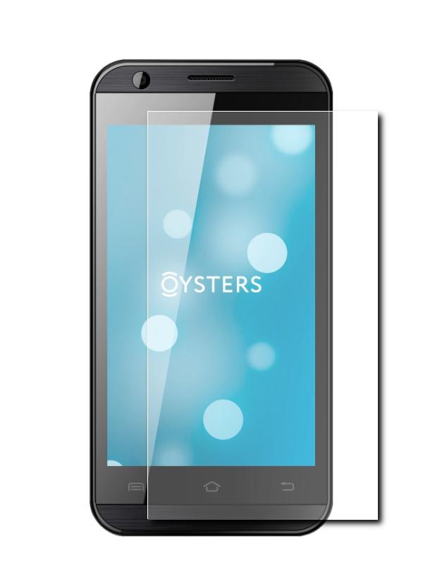 Аксессуар Защитная пленка Oysters Indian 254 LuxCase антибликовая 55280 от Pleer