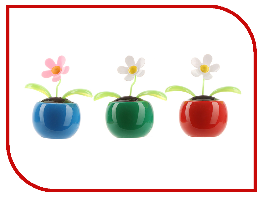 Аксессуар DolleX flip-flap Цветок FFFLW-030