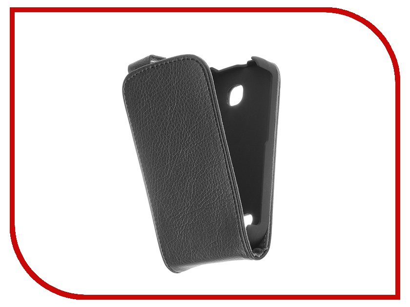 Аксессуар Чехол Haier W701 iBox Classic Black