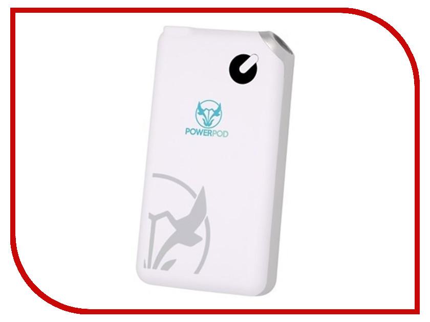 Зарядное устройство для автомобильных аккумуляторов Powerpod 9000 mAh White<br>