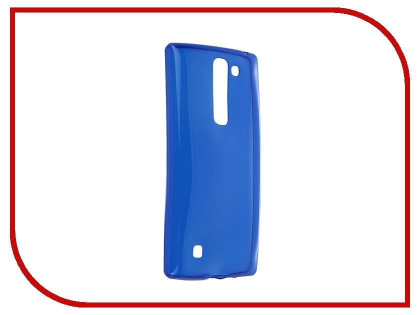 Аксессуар Чехол-накладка LG G4c / Magna iBox Crystal Blue