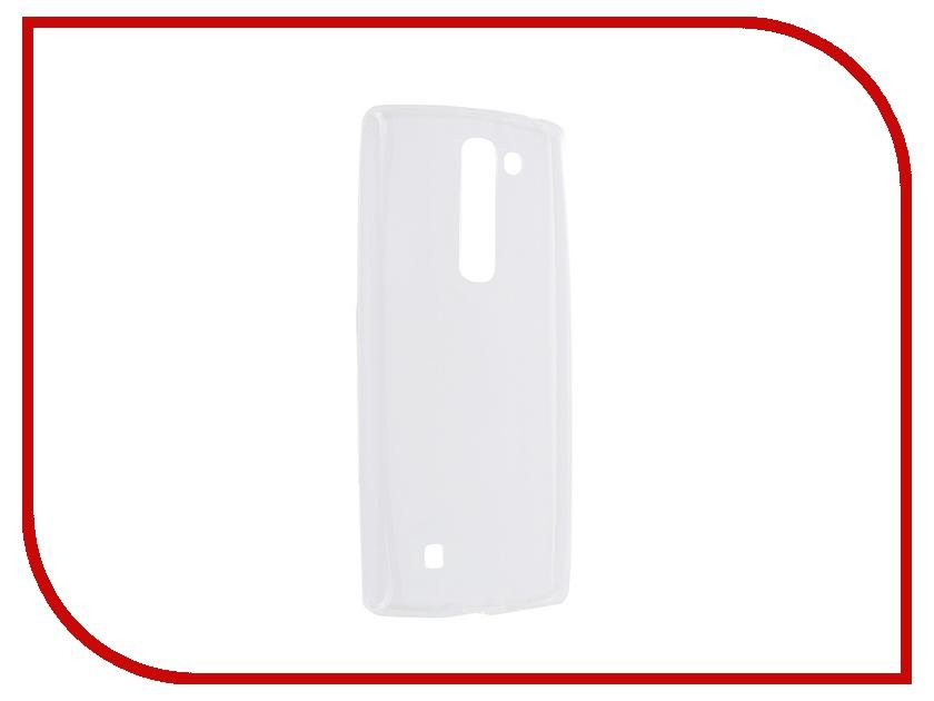 Аксессуар Чехол-накладка LG G4c / Magna iBox Crystal Transparent<br>