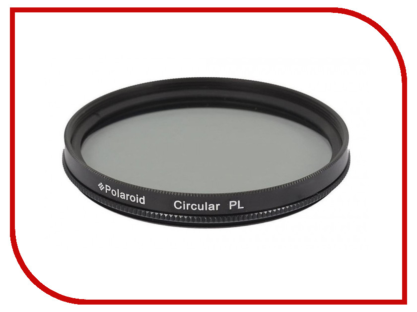 Светофильтр Polaroid CPL 62mm PLFILCPL62<br>