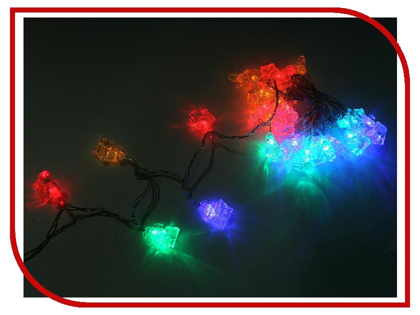 Гирлянда SnowHouse Санта Клаус 30 светодиодных ламп LD030M-SA<br>