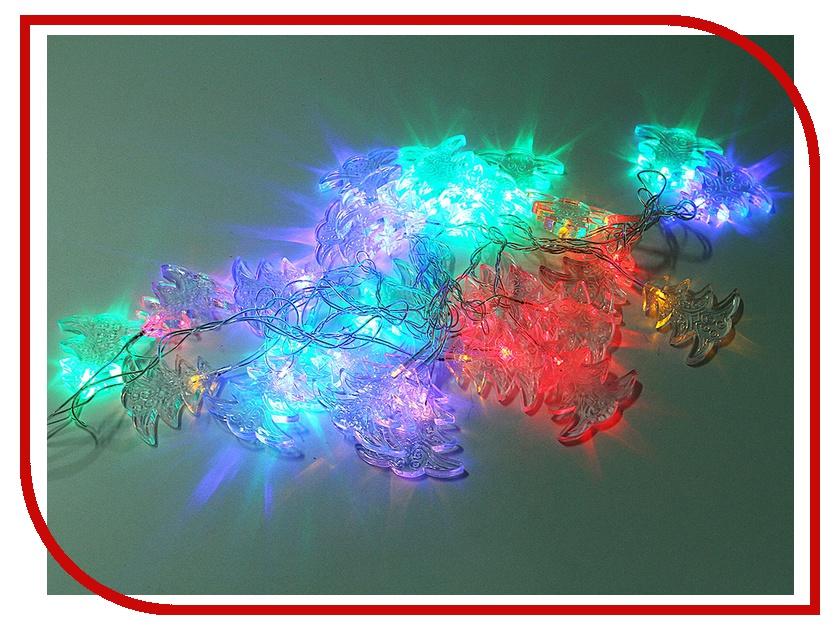 Гирлянда SnowHouse Елочка 30 светодиодных ламп LD030M-FT