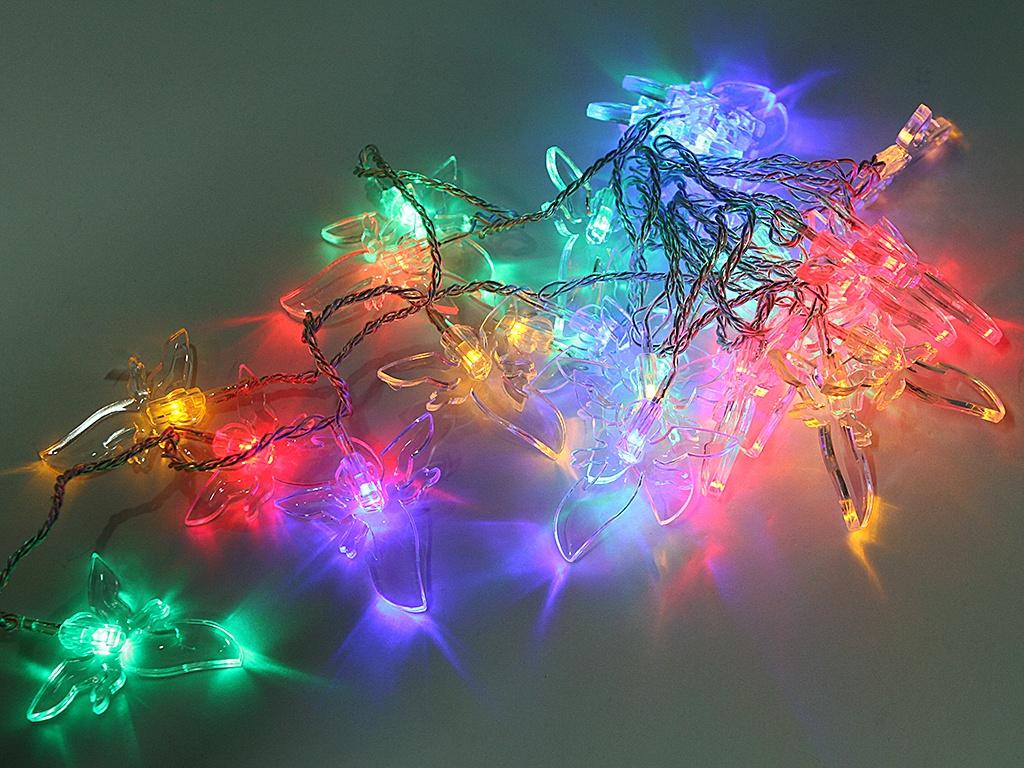 Гирлянда SnowHouse Ангел 30 светодиодных ламп LD030M-AN