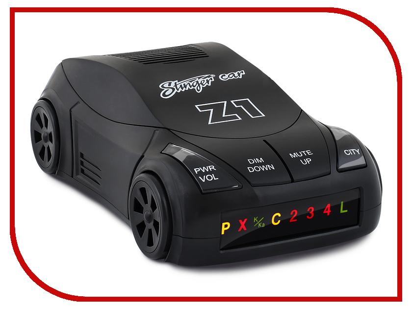 Радар-детектор Stinger Car Z1 ST<br>