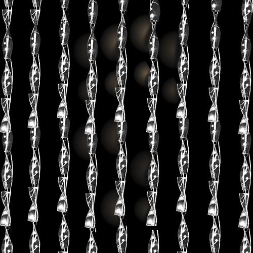Гирлянда SnowHouse Спираль CS120WW-S Silver