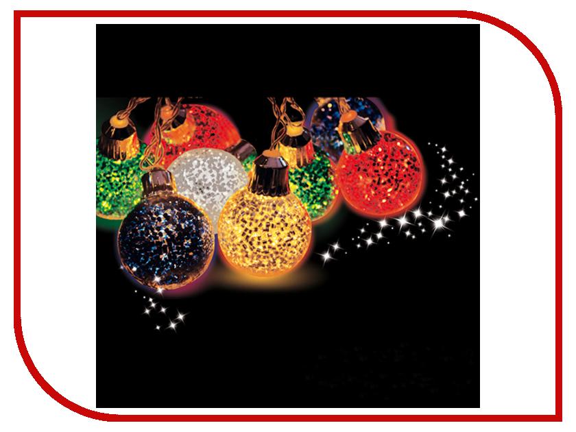 Гирлянда SnowHouse Карнавальные шарики BLD10M-WW<br>