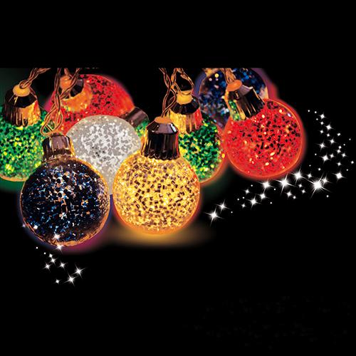 Гирлянда SnowHouse Карнавальные шарики BLD10M-WW