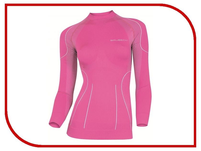 Рубашка Brubeck XL Pink LS01430 женская<br>
