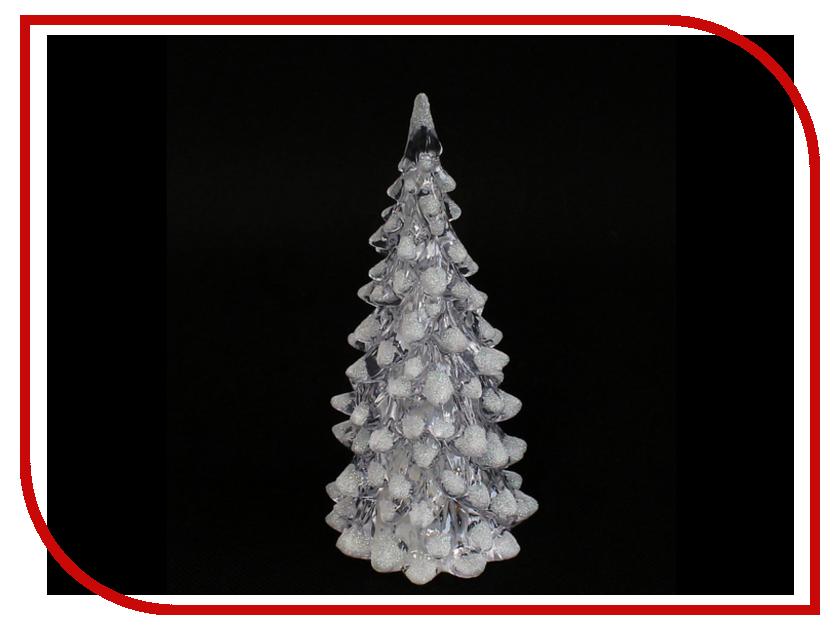 Новогодний сувенир SnowHouse Елочка TRW-18 White<br>