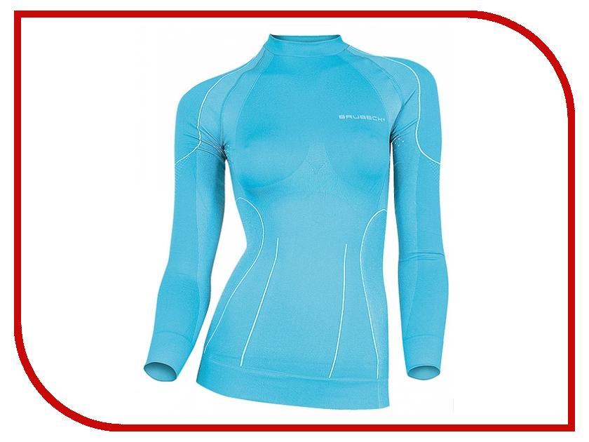 Рубашка Brubeck M Blue LS01430 / LS11660 женская