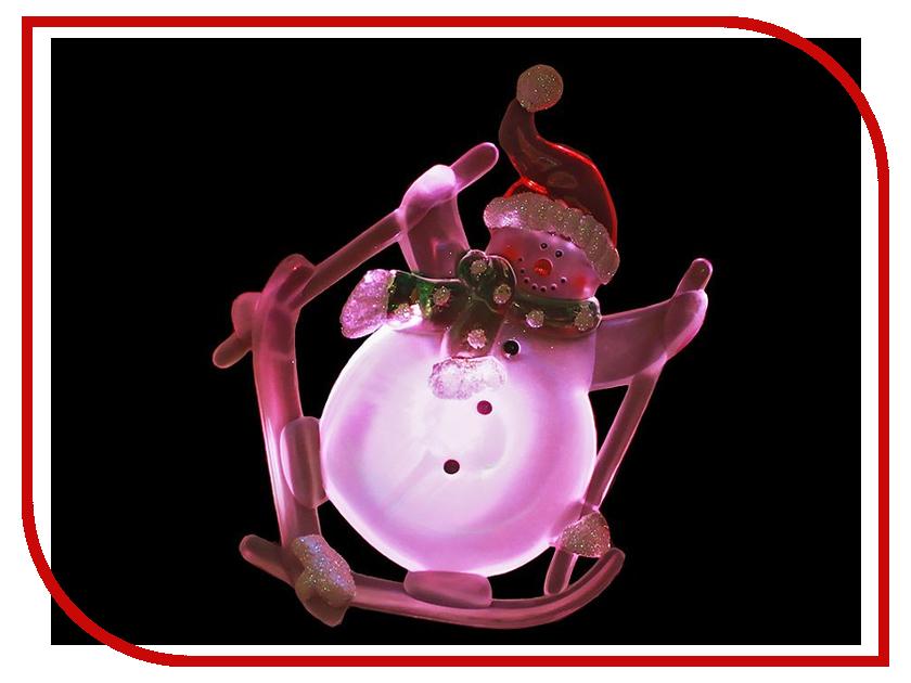 Новогодний сувенир SnowHouse Снеговик SNM-SC-03
