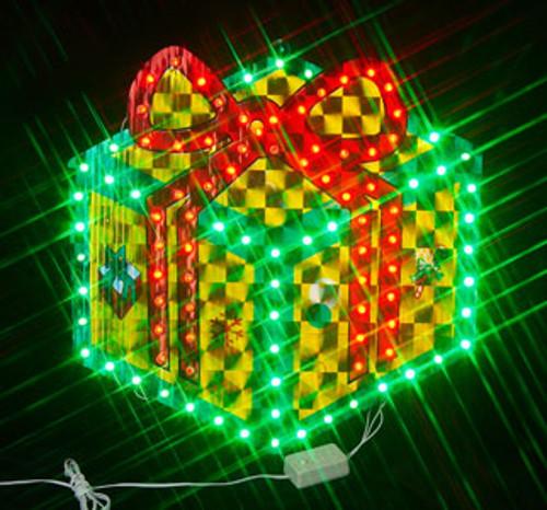 Светящееся украшение SnowHouse Подарочная коробка LDYGB100GB-2W