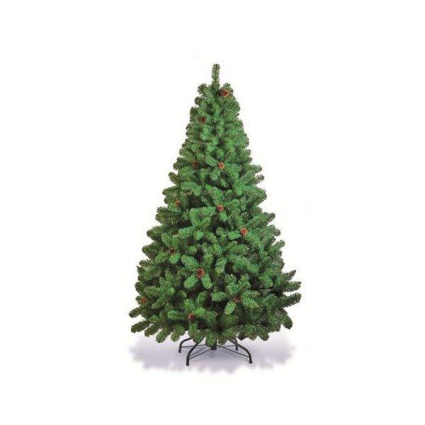 Ель ЕлкиТорг Лапландия с шишками 120cm 12120 ель новогодняя сказка 973322 90 см с шишками
