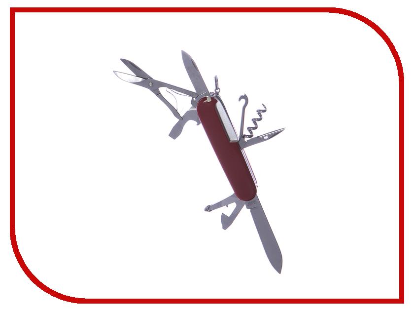 Мультитул Нож Victorinox Explorer 1.6703 Red все цены
