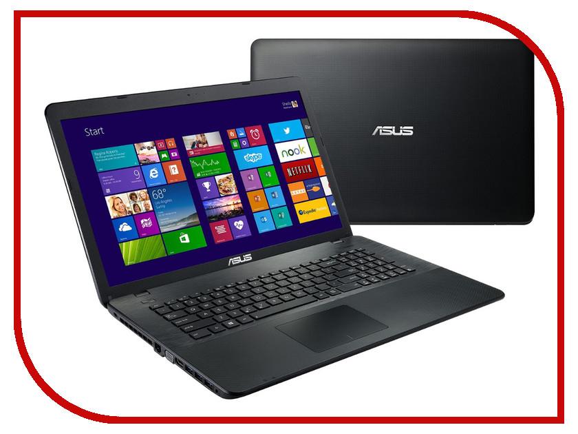 Ноутбук ASUS X751LB 90NB08F1-M03100 Intel Core i5-5200U 2.2 GHz/4096Mb/500Gb/DVD-RW/nVidia GeForce 940M 2048Mb/Wi-Fi/Bluetooth/Cam/17.3/1600x900/Windows 10 64-bit<br>