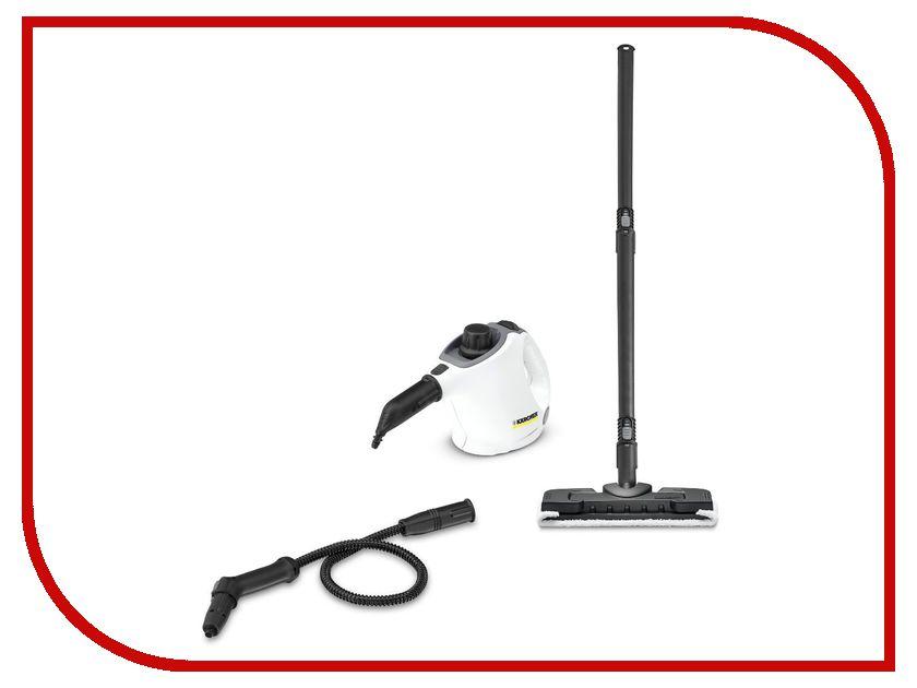 Пароочиститель Karcher SC 1 Premium Floorkit 1.516-226 / 1.516-244 пароочиститель karcher sc 1 floorkit