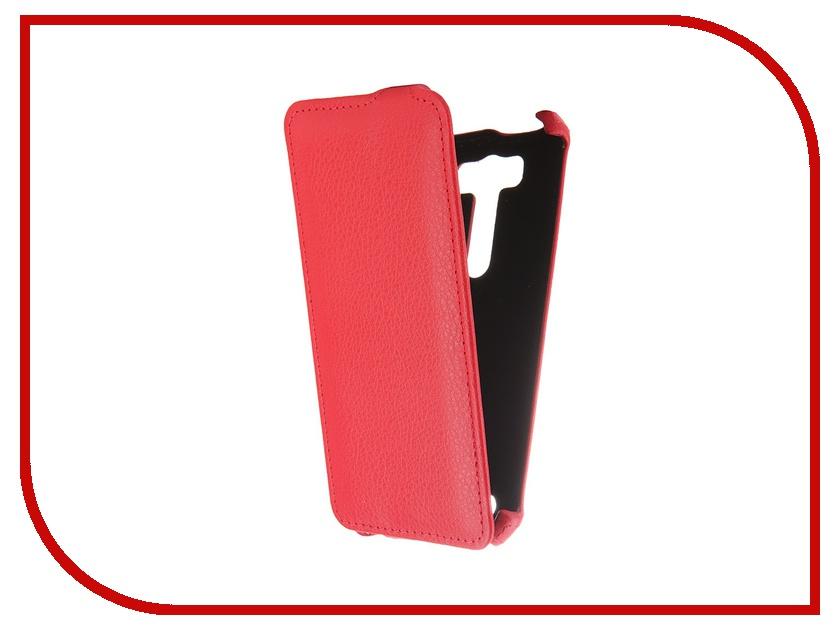 Аксессуар Чехол ZenFone 2 Laser 5.5 ZE550KL Gecko Red GG-F-ASZE550KL-RED