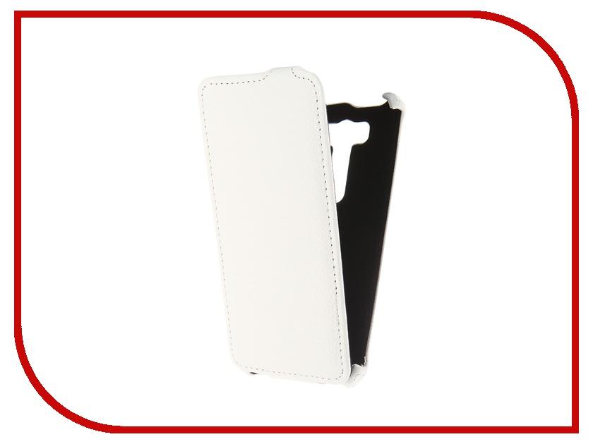 Аксессуар Чехол ZenFone 2 Laser 5.5 ZE550KL Gecko White GG-F-ASZE550KL-WH<br>