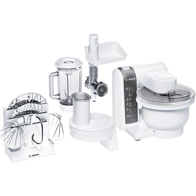 Комбайн Bosch MUM4855 White цены онлайн