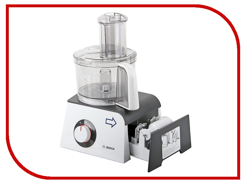 комбайн Bosch MCM4000 Silver<br>