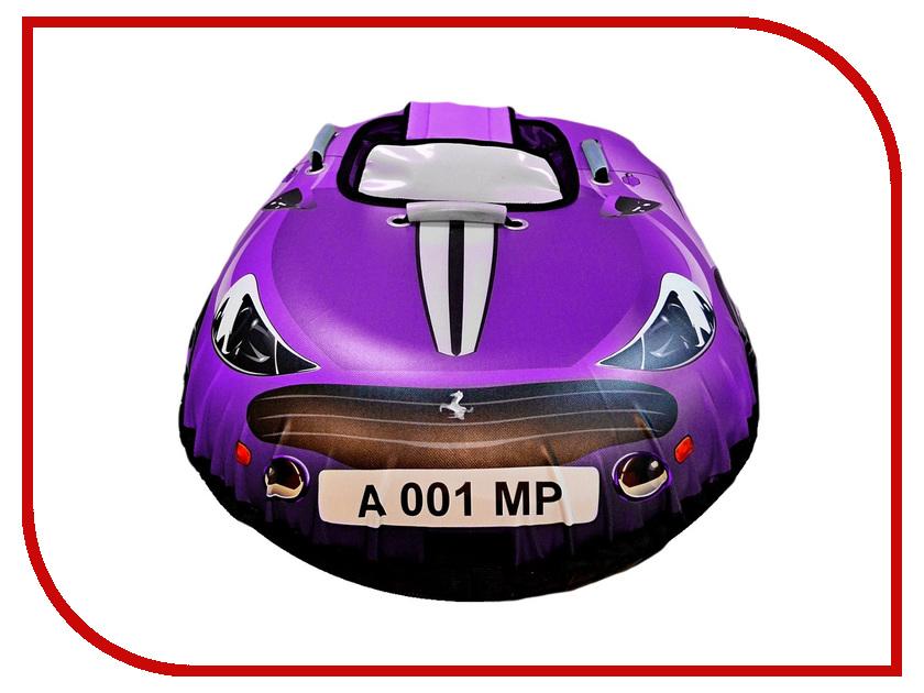 Тюбинг RT 001 Ferrari Snow Racer 120см Lilac<br>