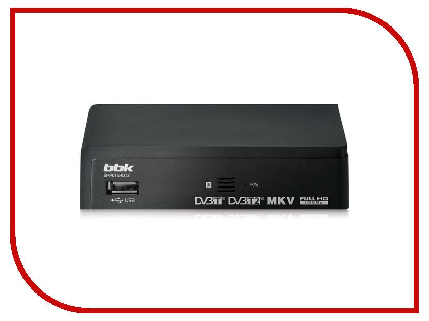 Тюнер BBK SMP014HDT2 Dark-Grey
