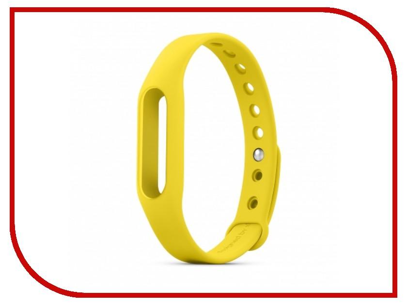 Aксессуар Ремешок Xiaomi Mi Band Yellow