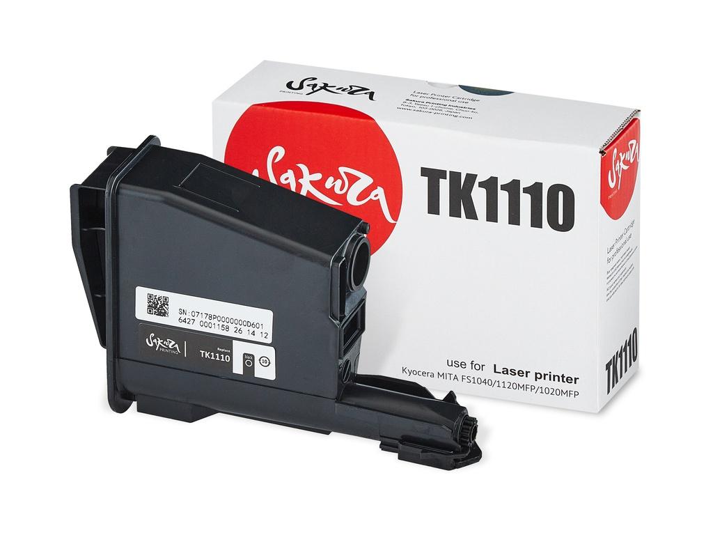 Картридж Sakura SATK1110 / TK1110 для Kyocera Mita FS1040/1120MFP/1020MFP