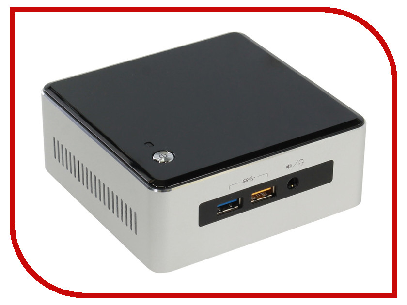 Неттоп Intel NUC Original BOXNUC5I3RYH<br>
