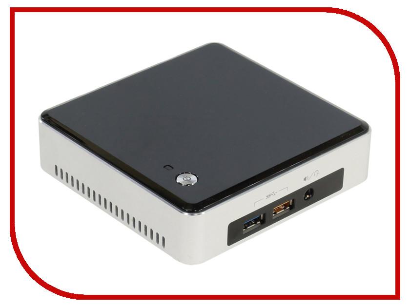 Настольный компьютер Intel NUC Original BOXNUC5i5RYK intel boxnuc5i5ryk i5 5250u 1 6ghz 2xddr3 sata intel hd 6000 bluetooth wi fi gblan 4xusb 3 0 minihdmi boxnuc5i5ryk 936793