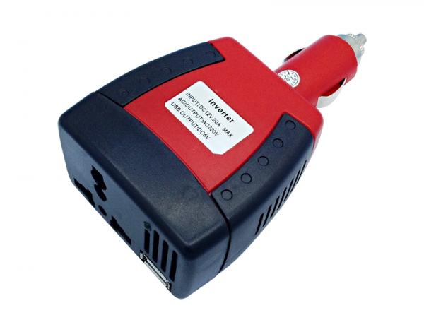 Автоинвертор Rexant 202-007-1 75W (75Вт)<br>