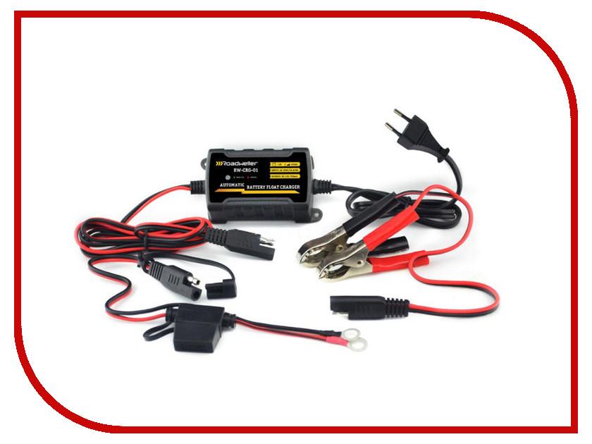 Зарядное устройство для автомобильных аккумуляторов Roadweller RW-CRG-01<br>