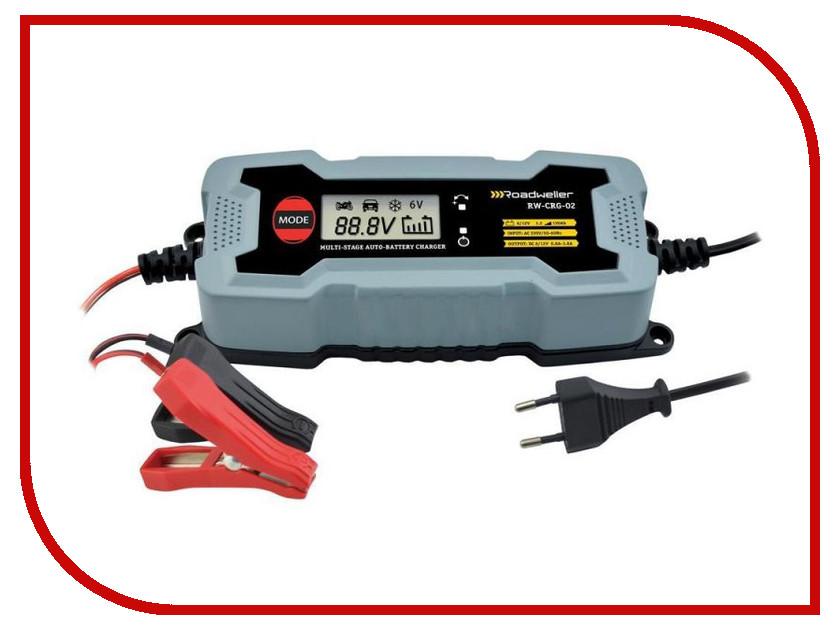 Устройство Roadweller RW-CRG-02 автосканер анализатор roadweller rwa 0607d 12v