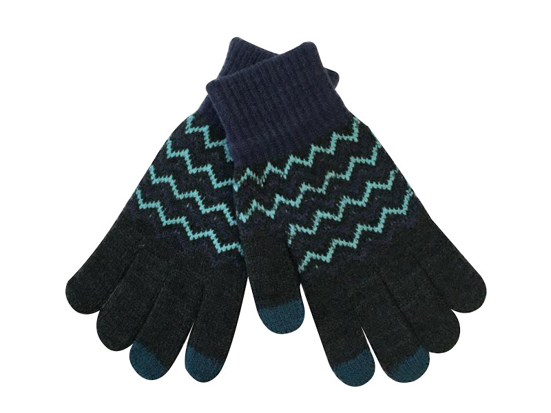 Теплые перчатки для сенсорных дисплеев Экспедиция GlovesBLU-18 р.UNI Blue недорого