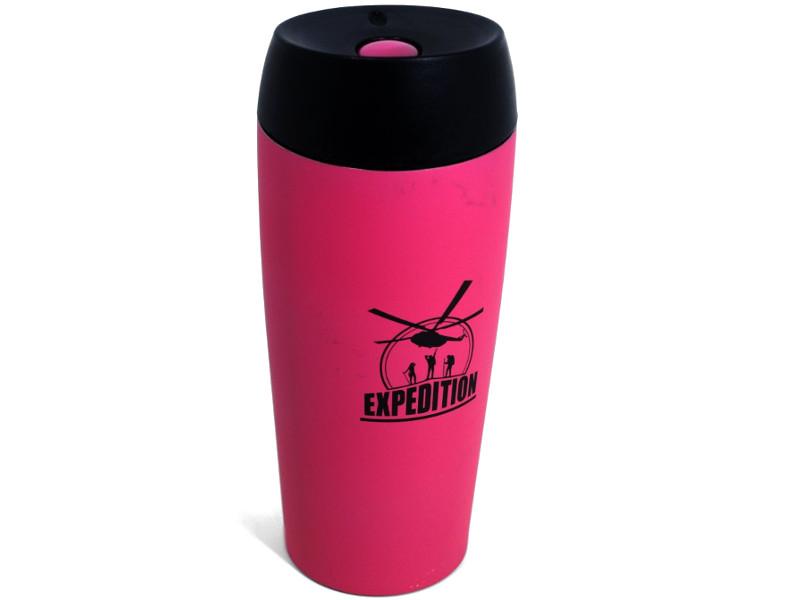 Термокружка Экспедиция Чайway 450мл Pink EMAP-07<br>
