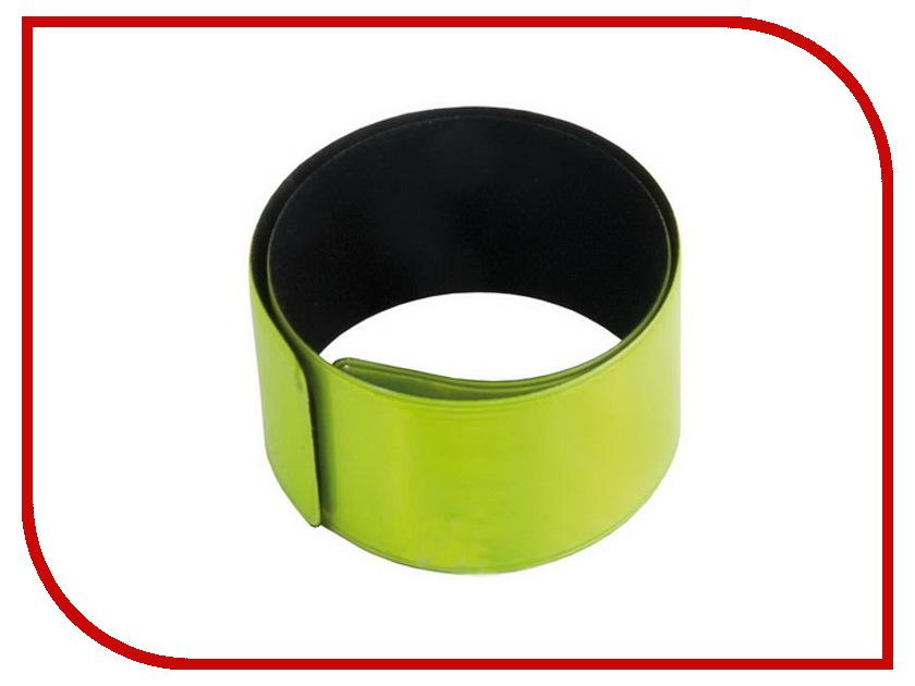 Светоотражатель Cova Набор браслетов 30x300mm Yellow 333-211 светоотражатель cova набор термоаппликаций прямоугольники 70x70mm 333 333
