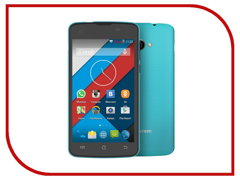 Сотовый телефон Highscreen Spark 2 Blue от Pleer