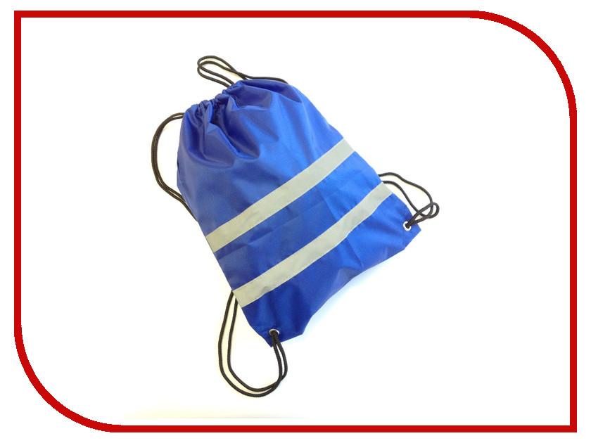 Светоотражатель Cova Мешок сигнальный для обуви Blue 32x42cm 333-203
