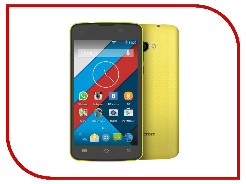 Сотовый телефон Highscreen Spark 2 Yellow от Pleer