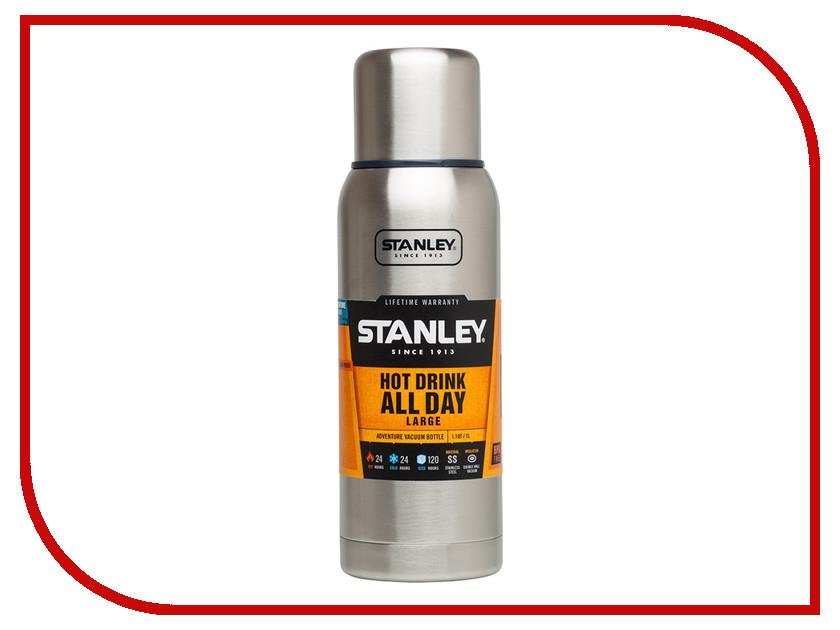 Термос Stanley Adventure 1L Silver 10-01570-010