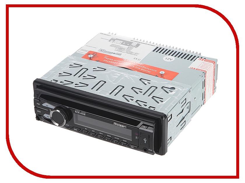 Автомагнитола Rolsen RCR-450B<br>